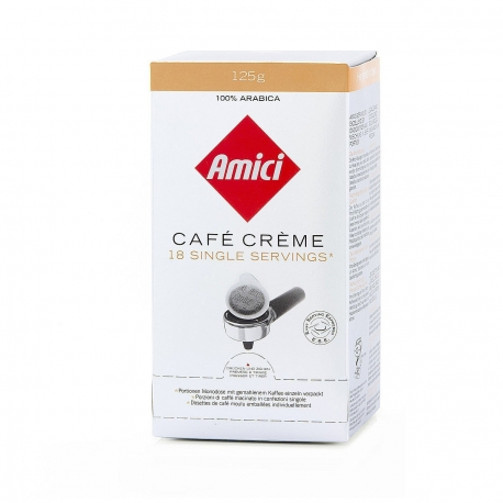 Image of Amici E.S.E. Cafè Créme