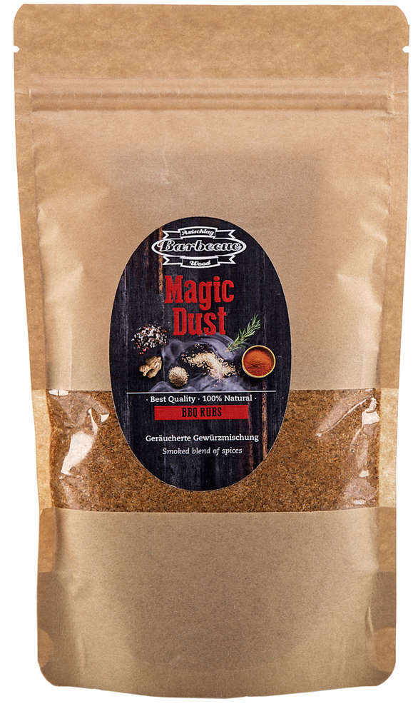 Image of BBQ Rubs Magic Dust